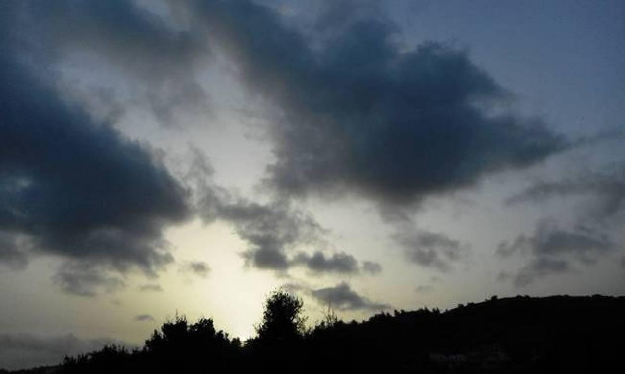 Καιρός: Με συννεφιά η Παρασκευή - Δείτε που θα σημειωθούν καταιγίδες (pics)