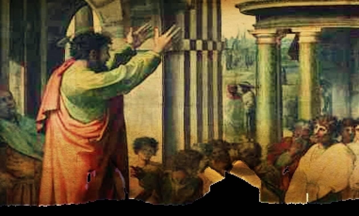 «Στα Βήματα του Αποστόλου Παύλου»: Ντοκιμαντέρ με την υπογραφή του σκηνοθέτη Καραντινάκη