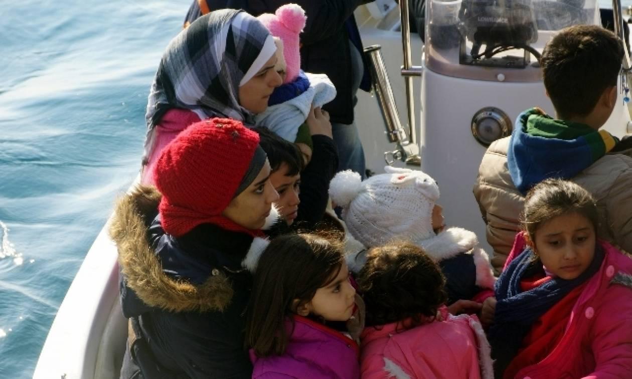 Νέα αύξηση στις προσφυγικές ροές - 52.487 οι πρόσφυγες και μετανάστες στη χώρα