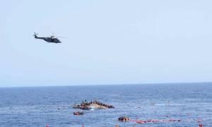 Πάνω από 100 σοροί μεταναστών ξεβράστηκαν στις ακτές της Λιβύης