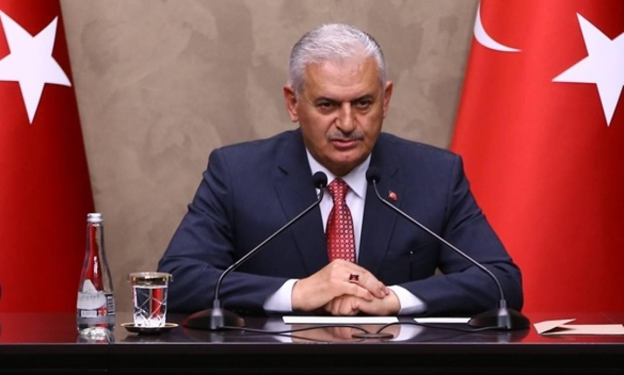 Και ξαφνικά… κωλοτούμπα από τον Τούρκο πρωθυπουργό στο «διπλωματικό πόλεμο» με τη Γερμανία