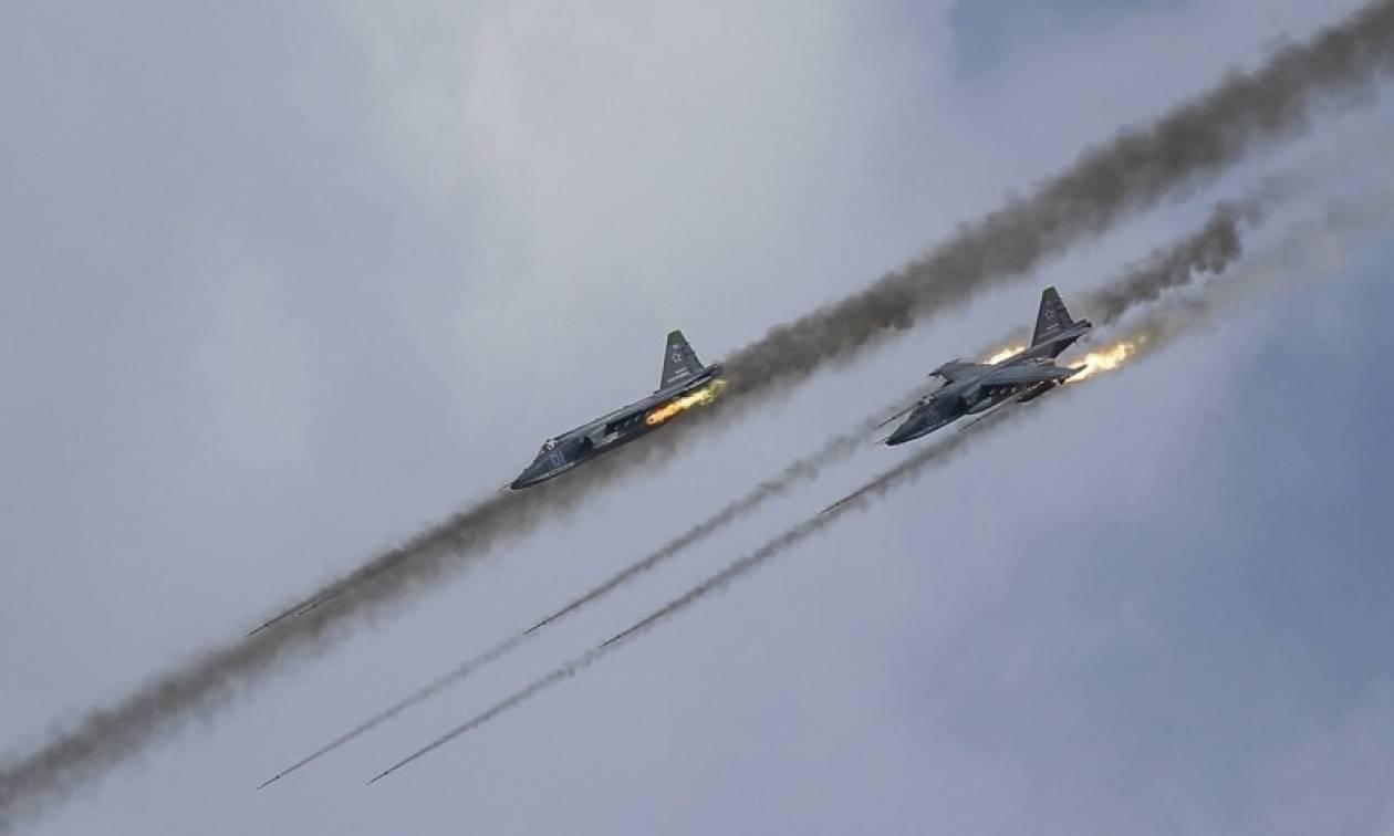 Νέο μέτωπο κατά του ISIS: Στη μάχη για την Ράκα και ο συριακός στρατός με τη Ρωσία (Vid)
