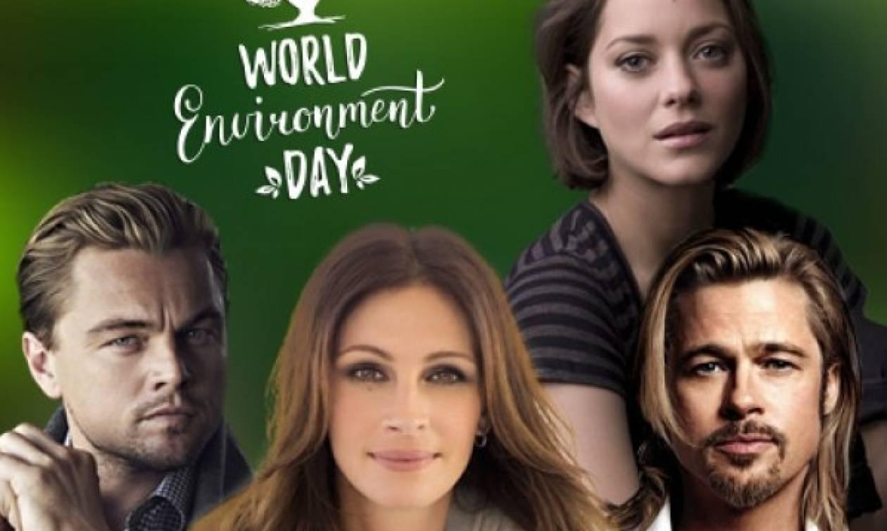 Παγκόσμια Ημέρα Περιβάλλοντος 2016: 10 διάσημοι οικολόγοι που μας εμπνέουν