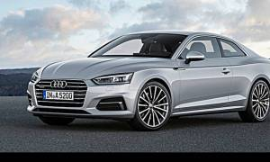 Tο Α5 Coupe είναι και στη 2η του γενιά το πιο κομψό Audi
