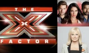 Σκληρή μάχη ανάμεσα σε Μπρούσκο και X Factor! Η Νικολούλη σκληρός αντίπαλος!