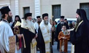 Ναύπλιο: Υποδέχθηκε την Τιμία Χείρα της Αγίας Μαρίας της Μαγδαληνής