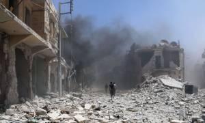 Συρία: 14 τζιχαντιστές νεκροί στα σύνορα με την Τουρκία