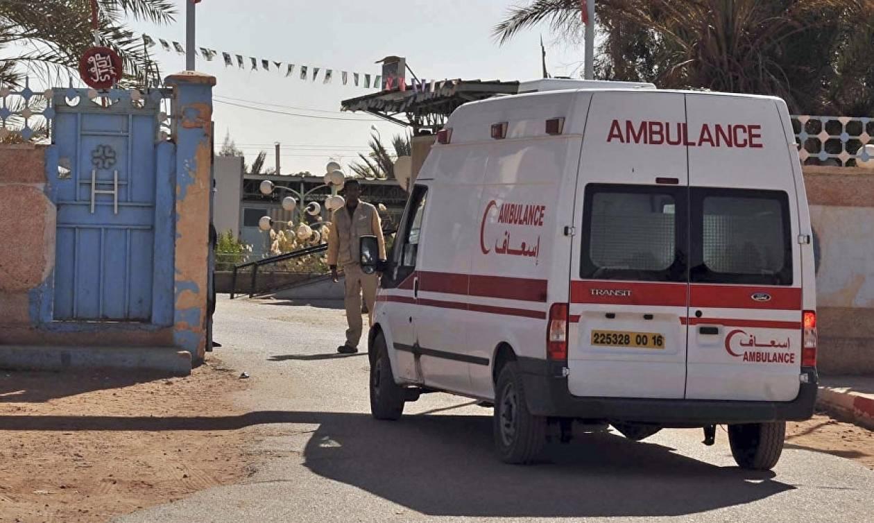 Αλγερία: Τραγωδία με 33 νεκρούς σε τροχαίο με λεωφορείο