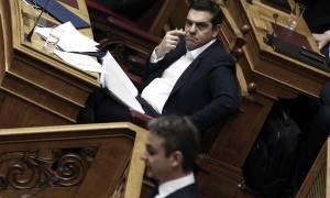 Προβάδισμα 7,5 μονάδες της ΝΔ από τον ΣΥΡΙΖΑ