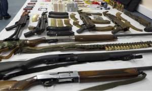 Κρήτη: Μεγάλη επιχείρηση της ΕΛΑΣ για λαθρεμπόριο όπλων