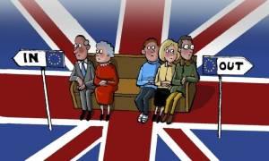 Βρετανία: Μειώθηκε το προβάδισμα κατά του Brexit (Vid)