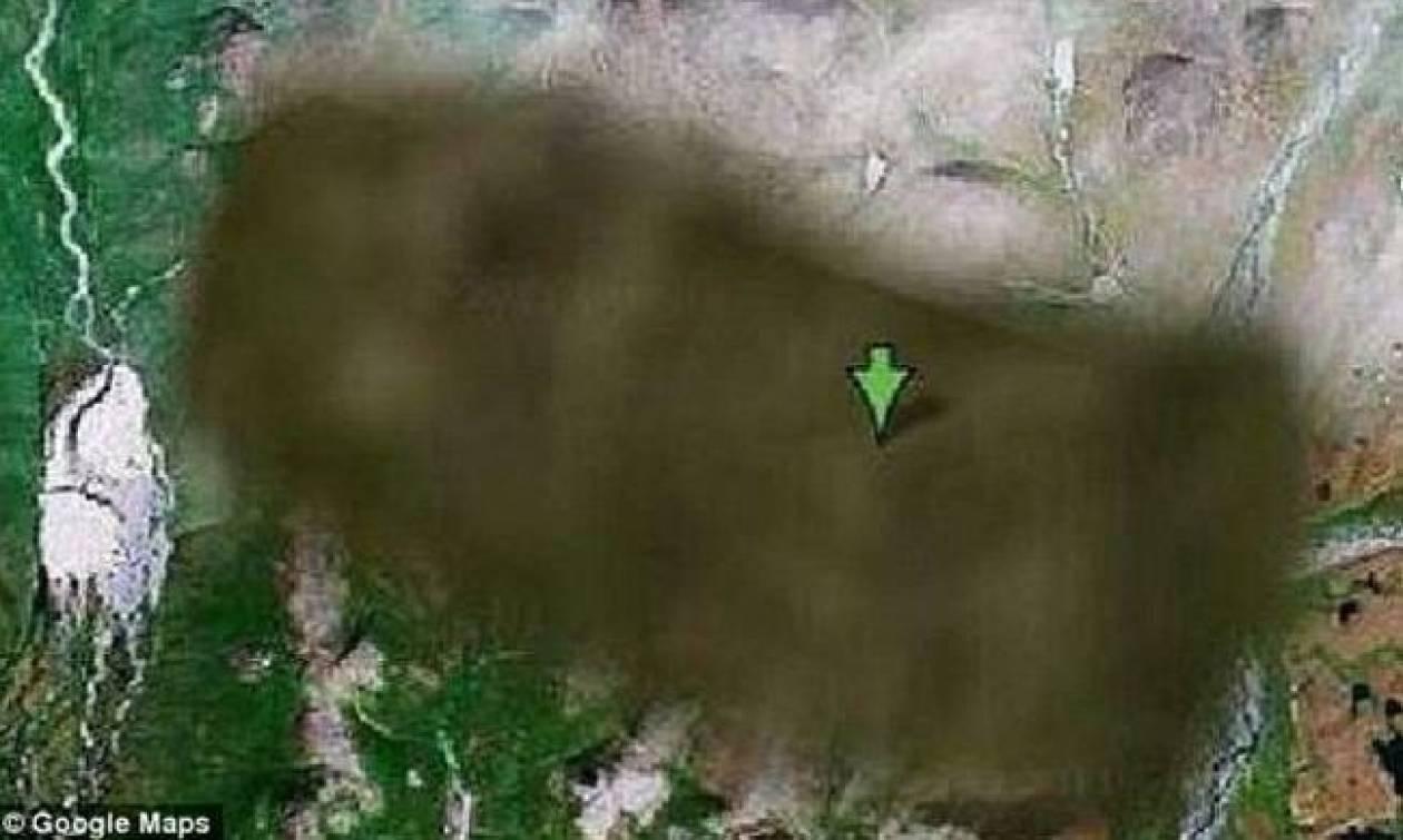 Οι «μυστικές» τοποθεσίες που το Google Earth δεν θέλει να δούμε