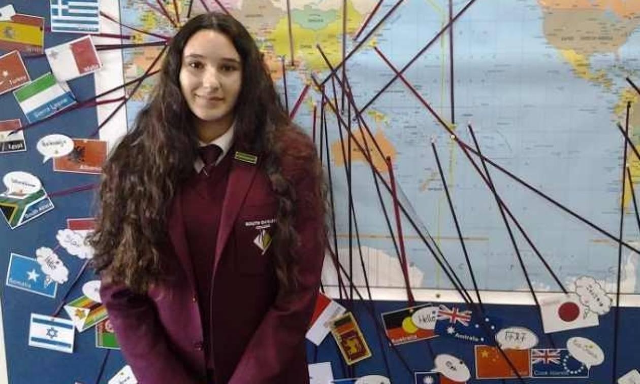 Έφηβοι Ομογενείς της Αυστραλίας στην ελληνική Βουλή