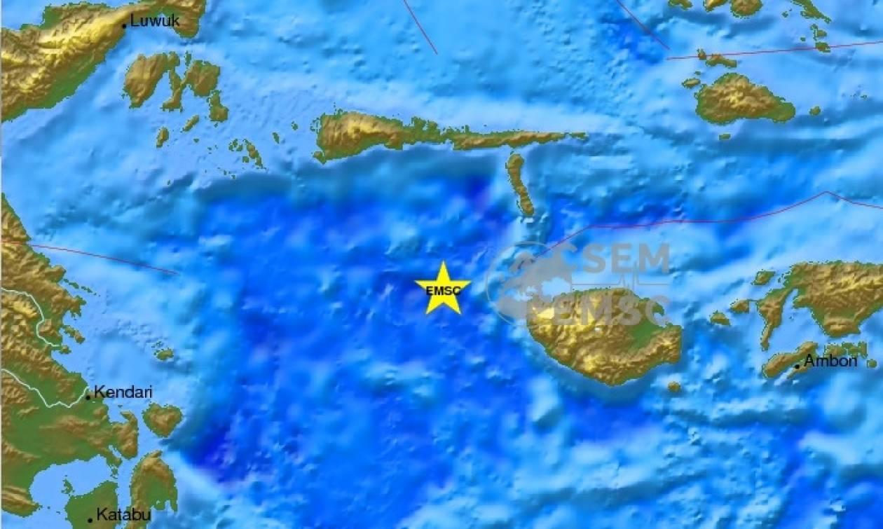 Σεισμός 5 Ρίχτερ στην Ινδονησία