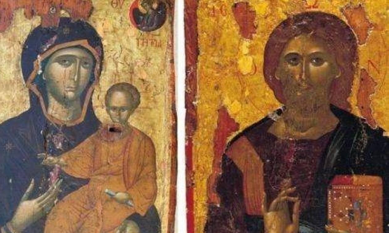 Ιεράπετρα: Ιερόσυλοι άρπαξαν πολύτιμες Ιερές Εικόνες