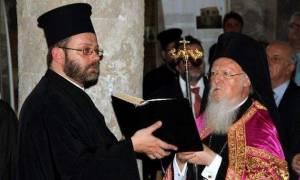 Ο Οικουμενικός Πατριάρχης στην Καππαδοκία - Προκάλεσαν και πάλι οι Τούρκοι