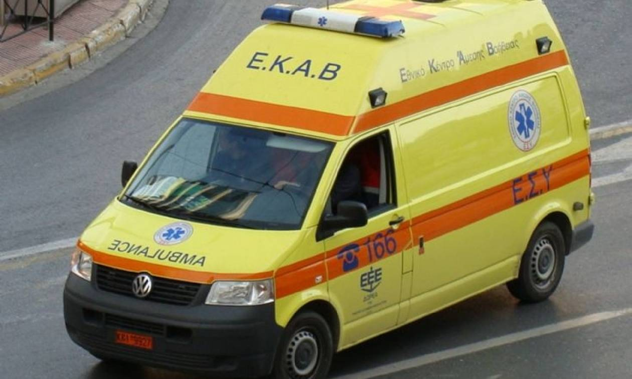 Χανιά: Σε κρίσιμη κατάσταση 40χρονος που έπεσε στο κενό