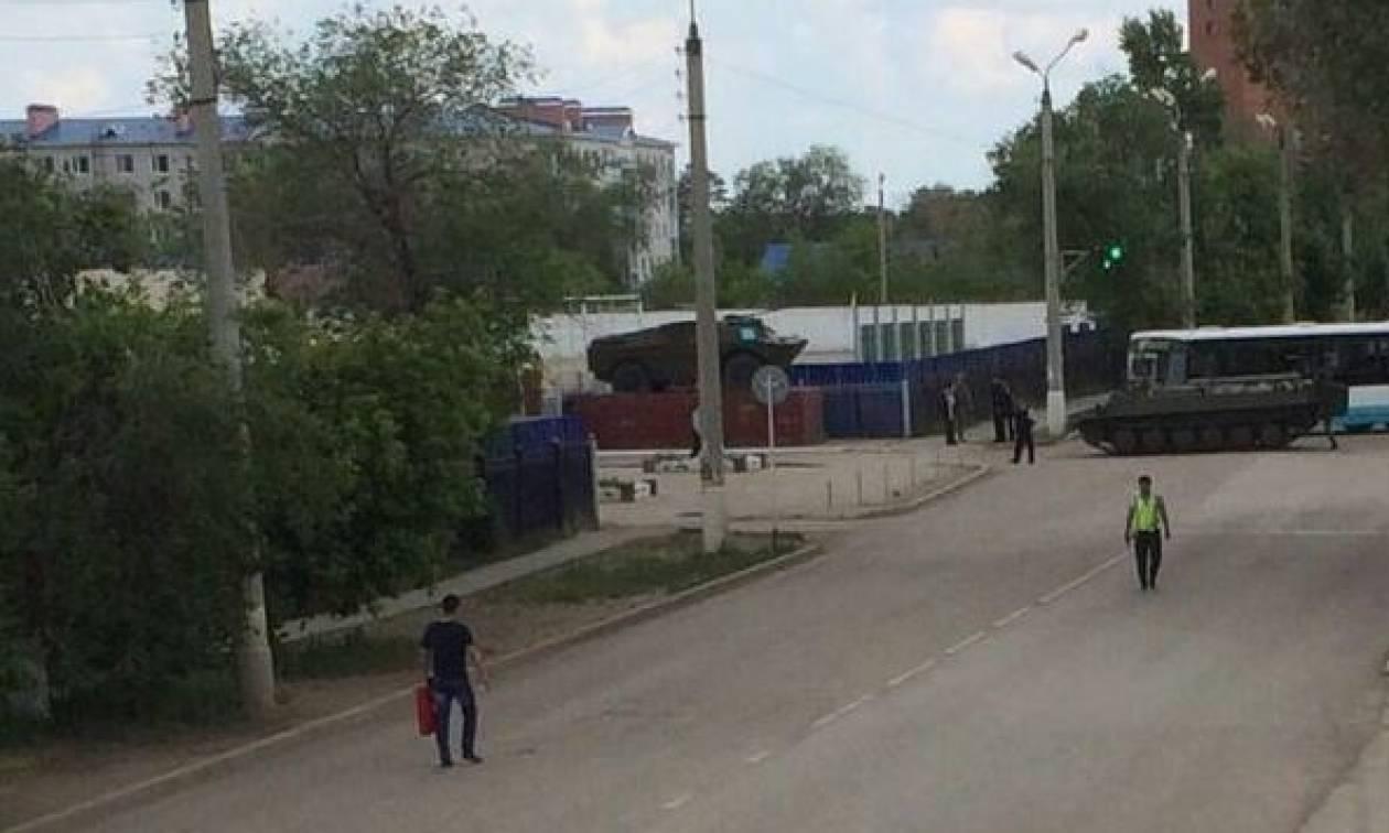 Καζακστάν: Πέντε νεκροί από πυροβολισμούς - Σε εξέλιξη αντιτρομοκρατική επιχείρηση (pic+vid)