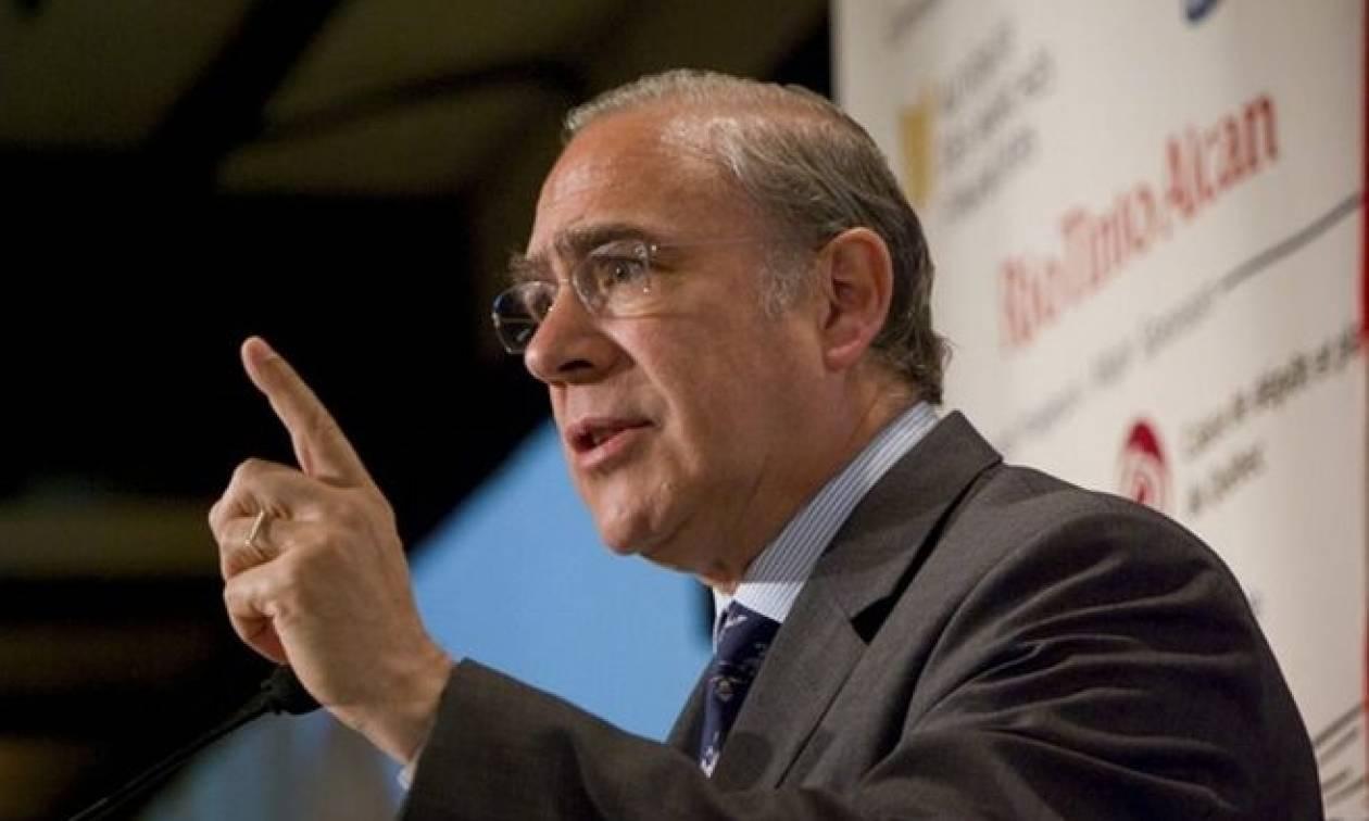 Γκουρία: Επιτακτική η ανάγκη ελάφρυνσης του χρέους