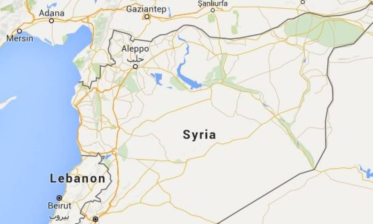 Συρία: Συντριβή μαχητικού αεροσκάφους κοντά στο Χαλέπι