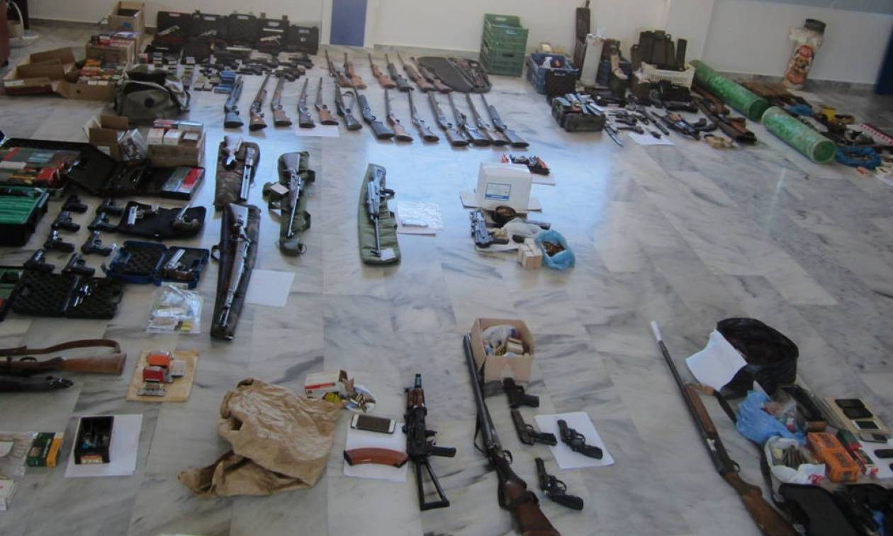 Χανιά: Έτσι έφτιαχναν και πουλούσαν τα όπλα οι λαθρέμποροι