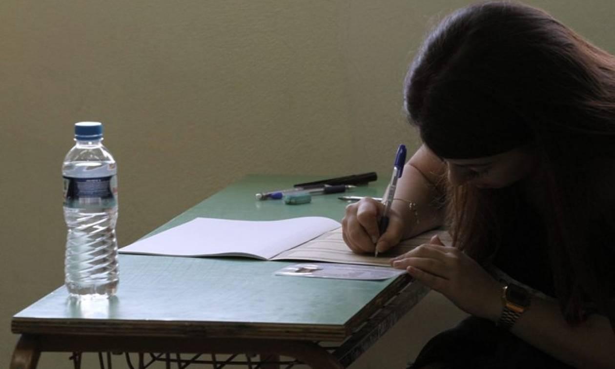 Πανελλήνιες 2016 - ΕΠΑΛ: Δείτε τις απαντήσεις στα θέματα που «έπεσαν» σήμερα (06/06)