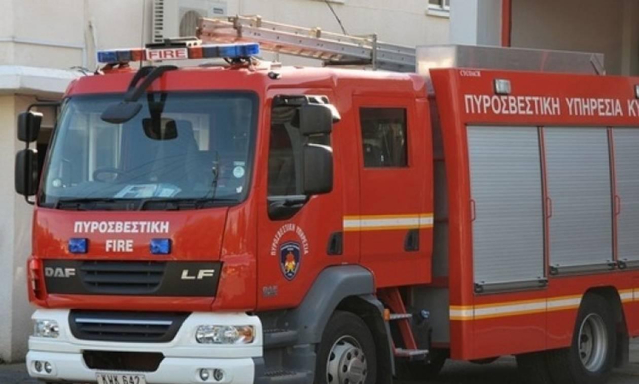 Συναγερμός στην Πυροσβεστική: Πυρκαγιά σε υπόγειο πάρκινγκ στον Νέο Κόσμο