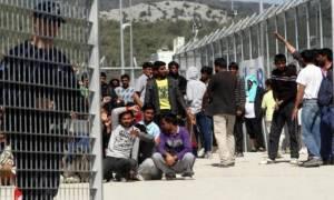 Συλλήψεις μεταναστών για κλοπές στη Μυτιλήνη