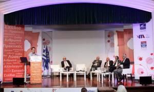 Η ΚΕΔΕ και ο Δήμος Σάμου βράβευσαν την «Αποστολή» της Αρχιεπισκοπής Αθηνών