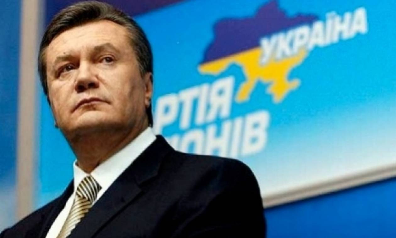 Ρωσία: Απορρίφθηκε το αίτημα έκδοσης στην Ουκρανία του πρώην προέδρου Γιανουκόβιτς