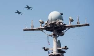 Αμερικανικά μαχητικά έπληξαν 16 στόχους του ΙΚ σε Ιράκ και Συρία
