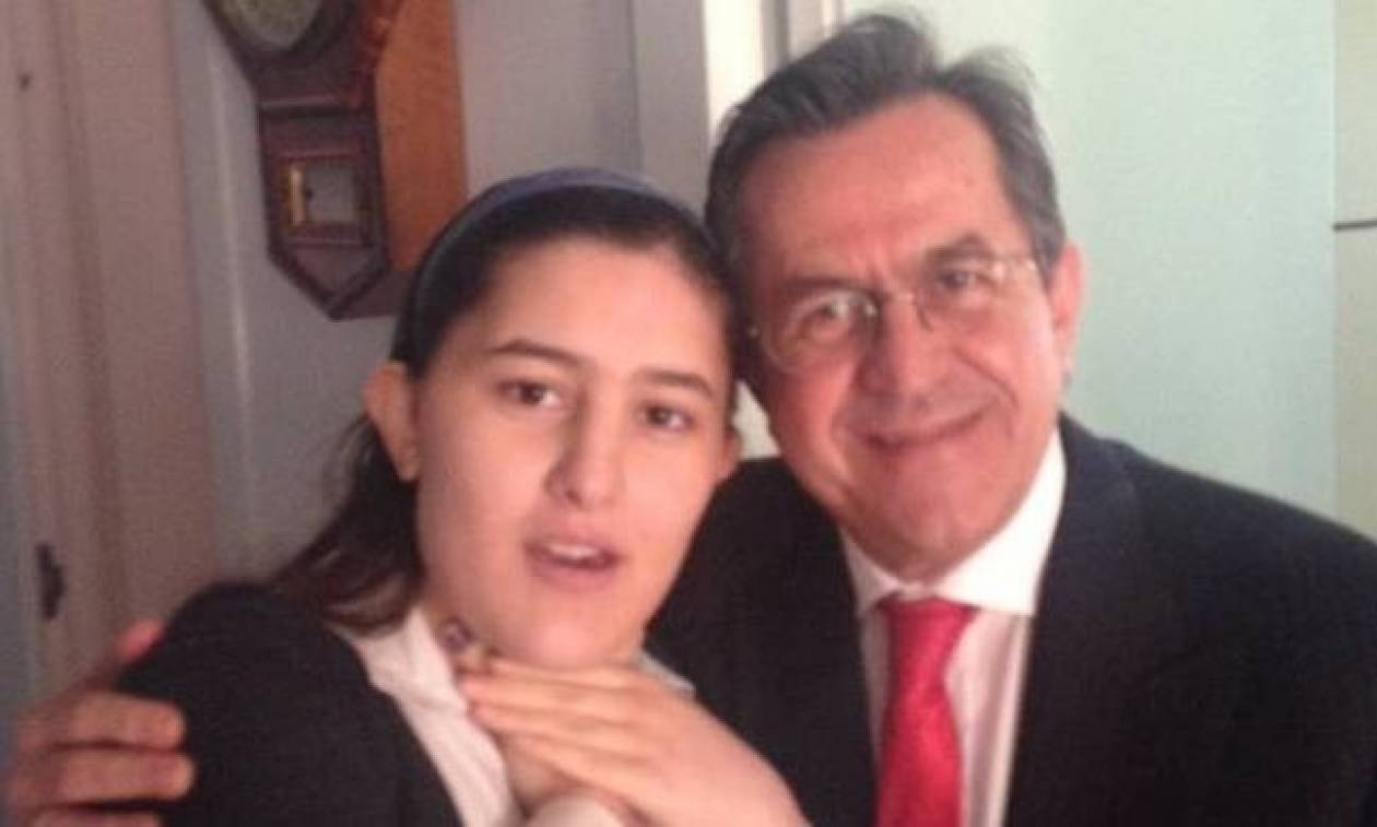 Σήμερα το απόγευμα η κηδεία της κόρης του Νίκου Νικολόπουλου