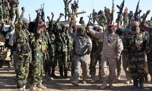Οι τζιχαντιστές της Μπόκο Χαράμ επανακατέλαβαν την πόλη Μπόσο στη βιαιότερη επίθεση από το 2015