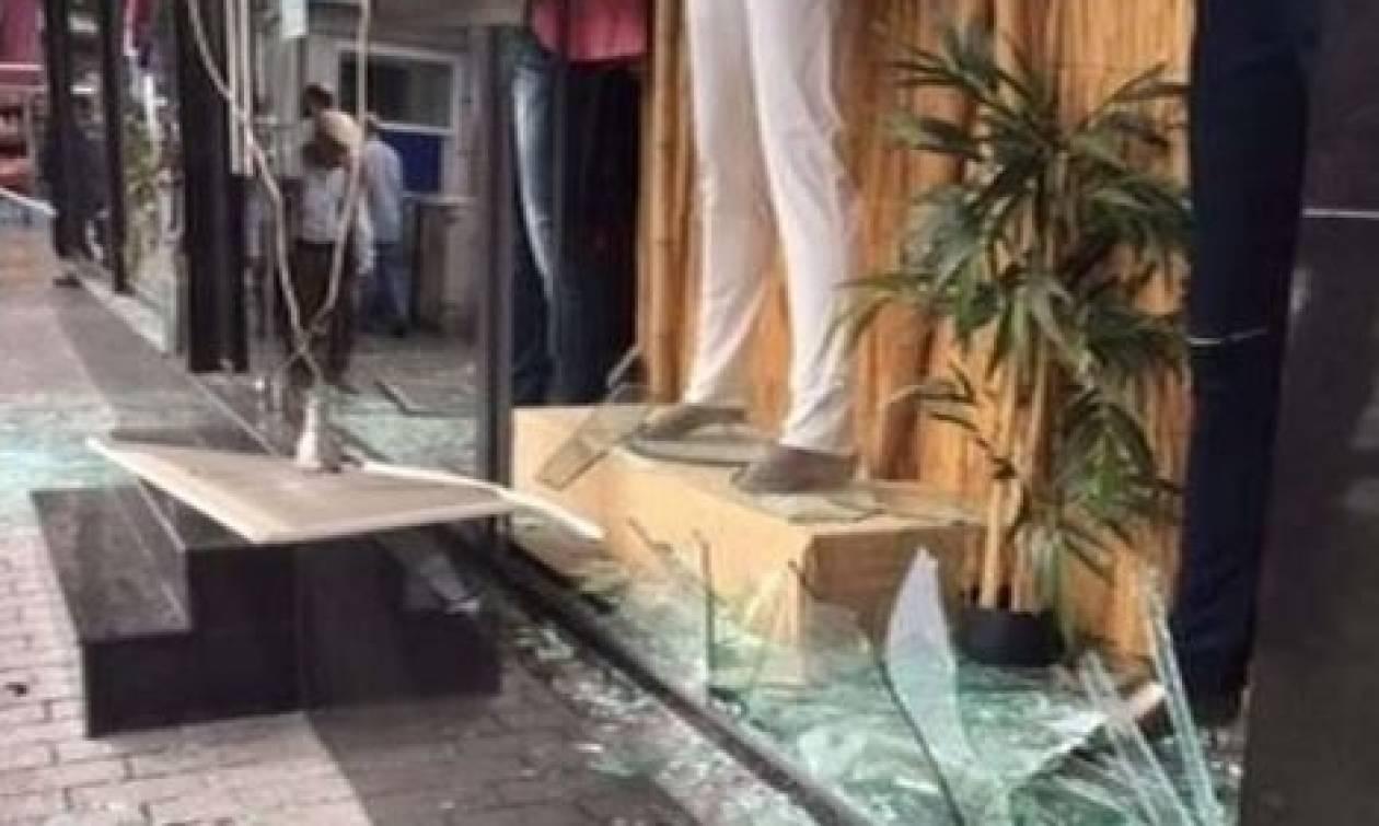 Έκρηξη στην Κωνσταντινούπολη: Αυτό είναι το σημείο όπου έγινε η βομβιστική επίθεση (pic)