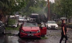Έκρηξη στην Κωνσταντινούπολη: Δύο νεκροί και οκτώ τραυματίες