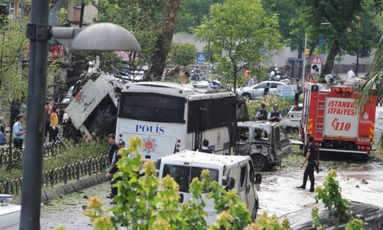 Έκρηξη στην Κωνσταντινούπολη: 11 νεκροί και 36 τραυματίες