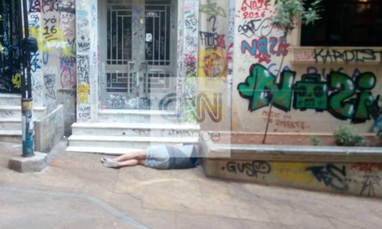 Νεκρός ο άνδρας που πυροβολήθηκε στα Εξάρχεια