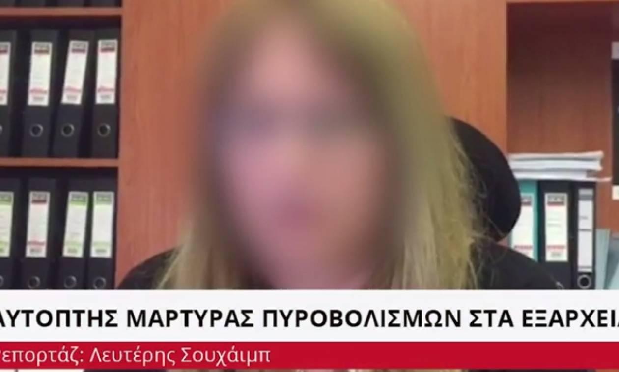 Τι λέει στο CNN Greece αυτόπτης μάρτυρας της δολοφονικής επίθεσης στα Εξάρχεια