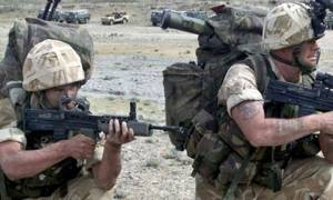 Ειδικές βρετανικές δυνάμεις πολεμούν στη Συρία