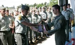Επίσκεψη Στρατιωτικής Σχολής Ευελπίδων στο ΑΤΑ και την 110ΠΜ (pics)