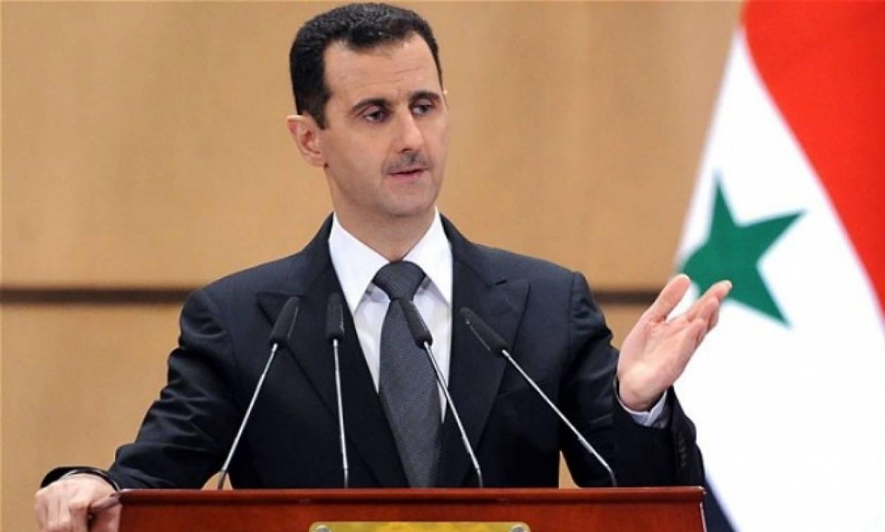 Ο Άσαντ προειδοποιεί: Το Χαλέπι θα γίνει το νεκροταφείο του Ερντογάν