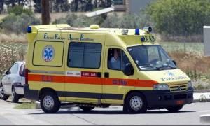Τραγωδία στη Βέροια: Ένας νεκρός και μία τραυματίας σε τροχαίο