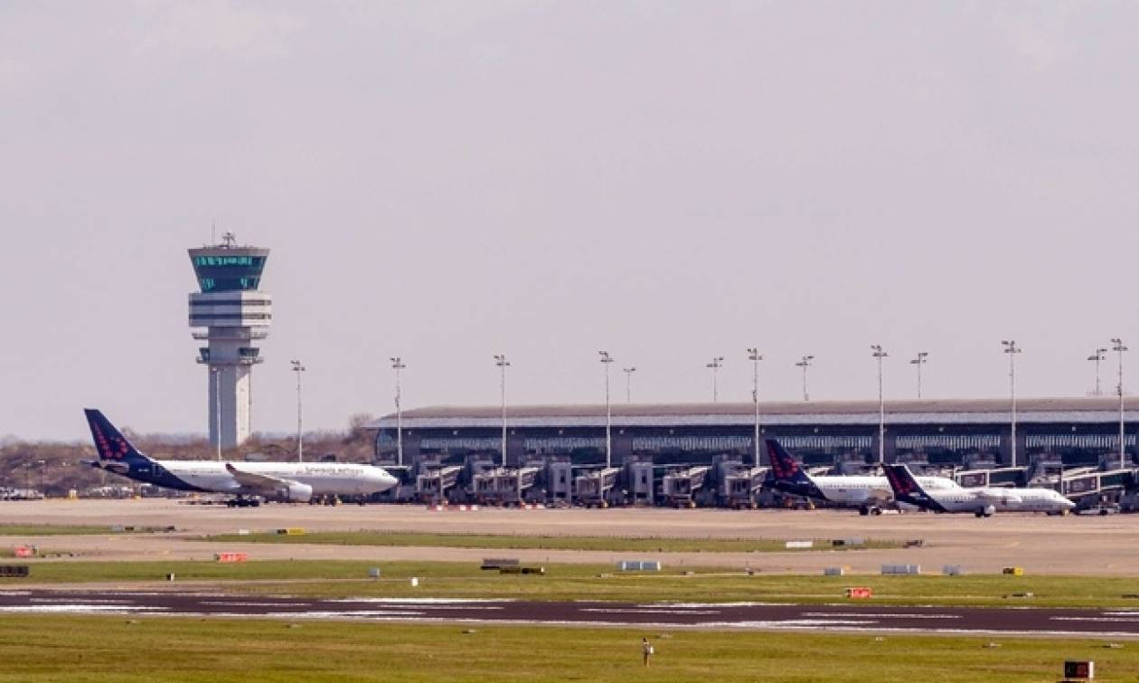 Μακάβριο εύρημα στο χώρο αποσκευών αεροσκάφους στο Βέλγιο