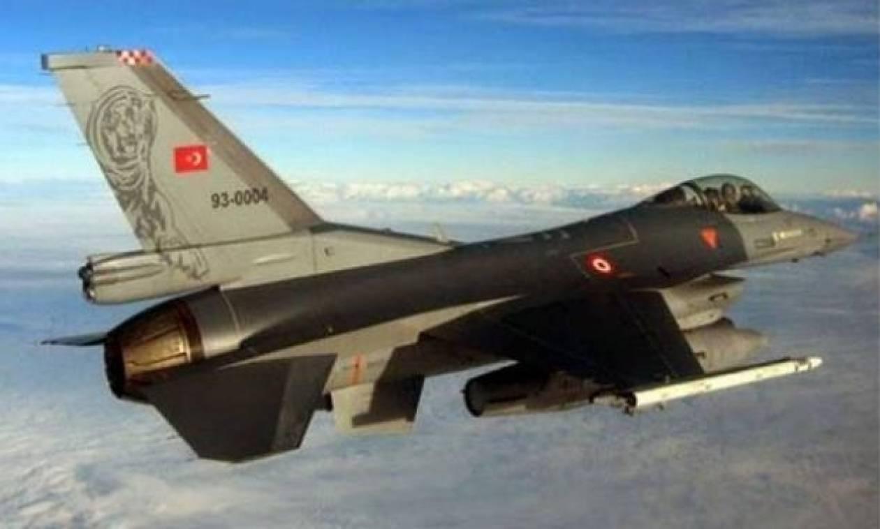 Σουρωτήρι το Αιγαίο: Μπαράζ παραβιάσεων από τουρκικά μαχητικά