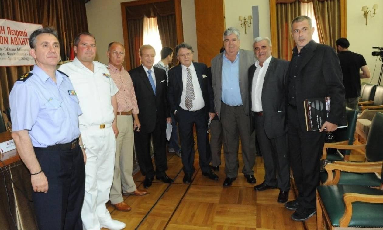 Μεγάλες προσωπικότητες στο 1ο Αθλητικό Συνέδριο του ΙΕΚ ΞΥΝΗ ΠΕΙΡΑΙΑ