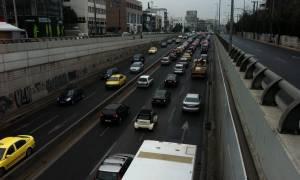 Προσοχή! Κυκλοφοριακές ρυθμίσεις στη Λεωφόρο Κηφισίας - Πού και πότε θα ισχύσουν