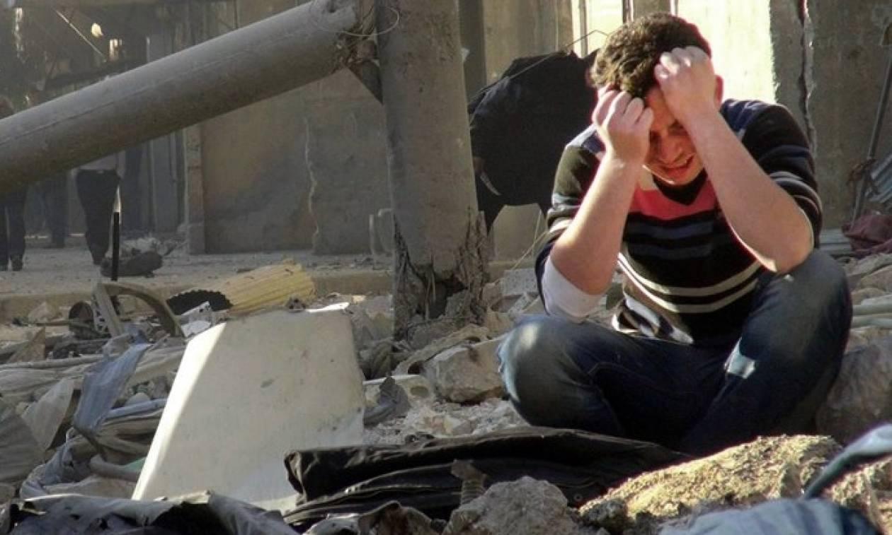 Συρία: Περισσότεροι από 15 άμαχοι νεκροί μετά από τις νέες επιδρομές του στρατού στο Χαλέπι