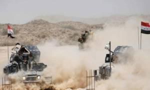 Ιράκ: Ο στρατός κατέλαβε τη μεγαλύτερη συνοικία στη νότια Φαλούτζα