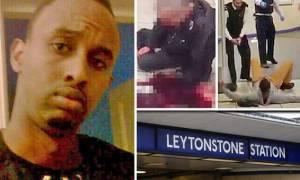 Φρικιαστικό: Η απόπειρα αποκεφαλισμού ενός άνδρα από τζιχαντιστή στο μετρό του Λονδίνου (video+pics)