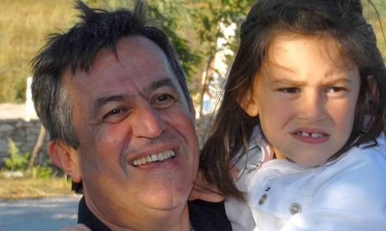 Το «ευχαριστώ» της οικογένειας που πήρε το ήπαρ της κόρης του Νίκου Νικολόπουλου